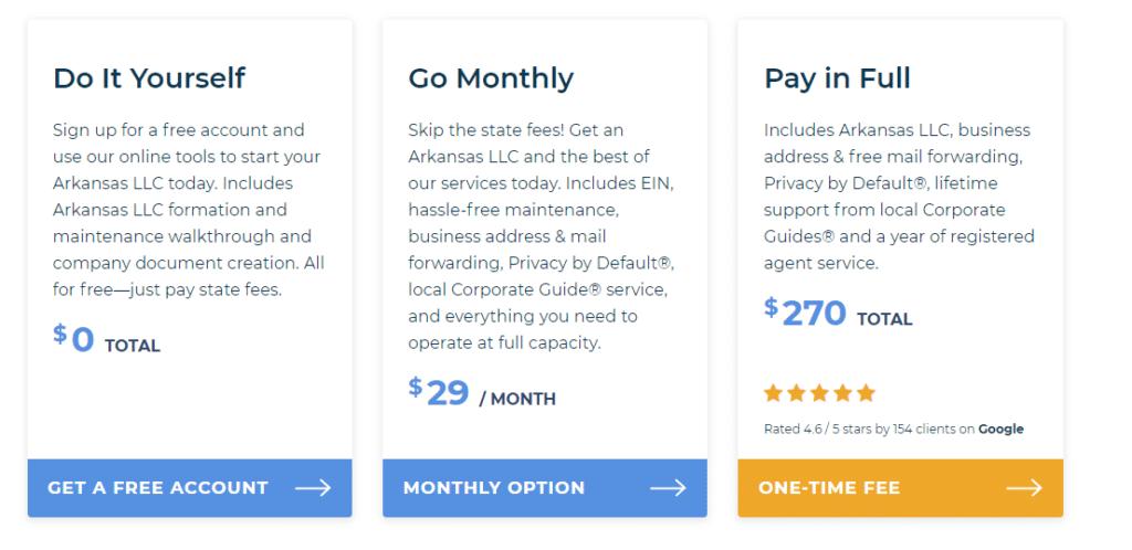 northwest pricing