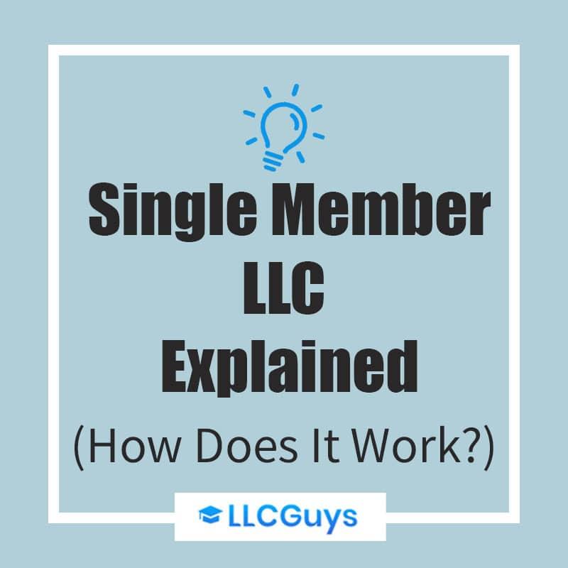 Single-Member-LLC