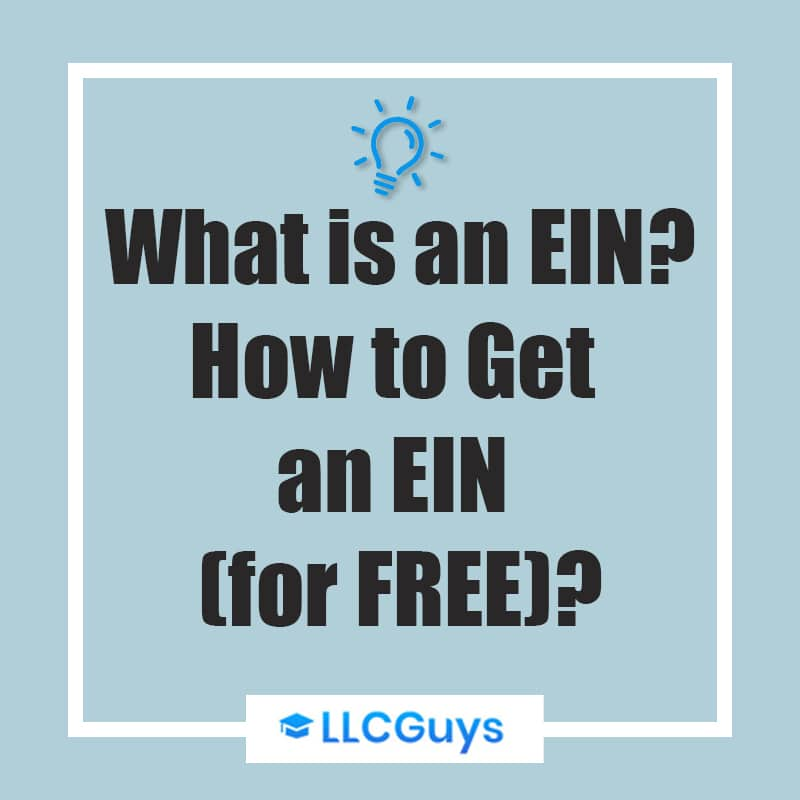 What-is-an-EIN-How to get an EIN for free