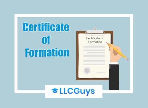 Certificate-of-Formation