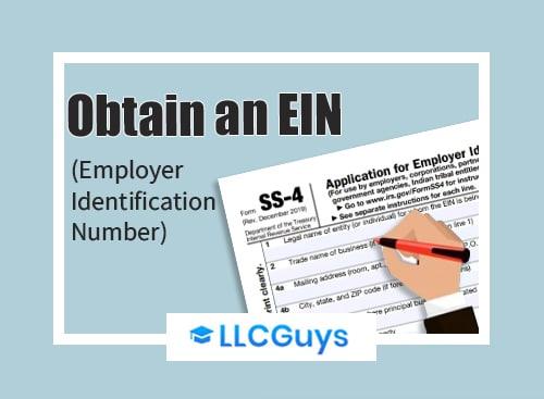 Obtain-EIN